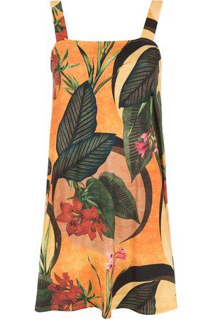 Lygia & Nanny Pomala floral-print dress