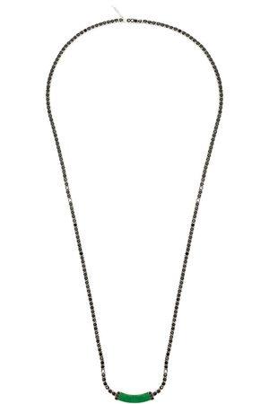 AMIR SLAMA X Julio Okubo necklace