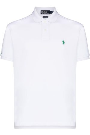 Polo Ralph Lauren PRL RCYCLD MSH EARTH SS POLO WHT