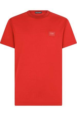 Dolce & Gabbana Logo-patch T-shirt
