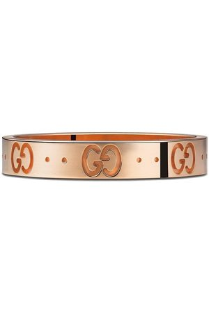 Gucci 18kt rose gold Icon band