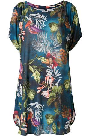 Lygia & Nanny Senhora Tops de Cavas - Allat print tunic
