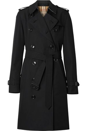 Burberry The mid-length Kensington Heritage trench