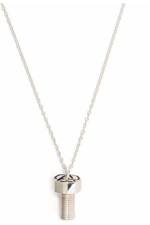AMBUSH Homem Colares - Bolt pendant necklace