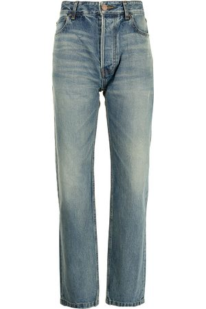 Balenciaga Normal straight-leg denim jeans