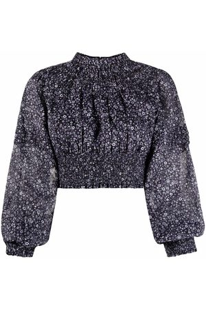 Michael Kors Senhora Blusas - Floral print blouse