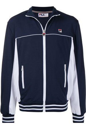 Fila Logo-patch zipped track jacket