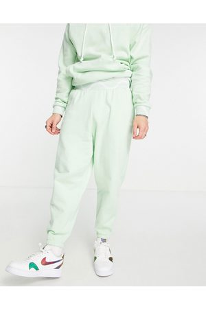 ASOS DESIGN Co-ord oversized joggers in green