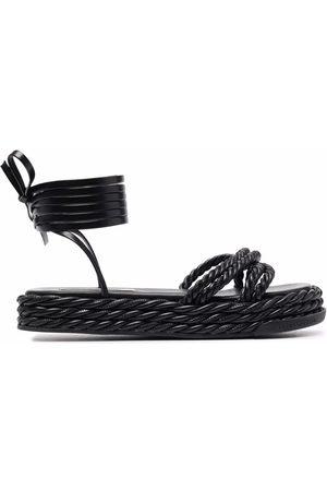 Karl Lagerfeld Sandálias - X Kenneth Ize rope sandals