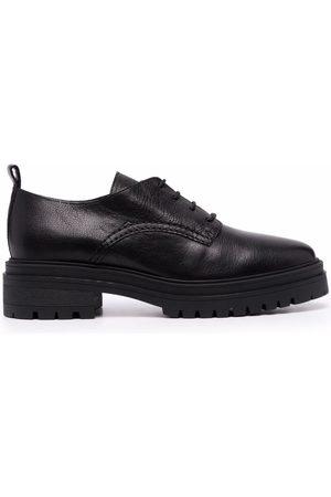 Bash Senhora Oxford & Moccassins - Embossed-plaque loafers