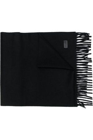 Saint Laurent Fringed scarf