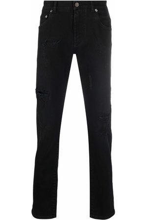 Dolce & Gabbana Slim-cut jeans