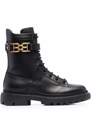 Bally Senhora Botins - Lace-up ankle boots