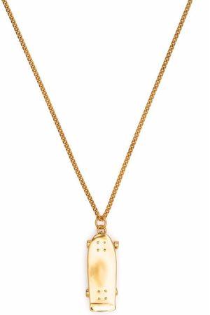 AMBUSH Skateboard pendant necklace