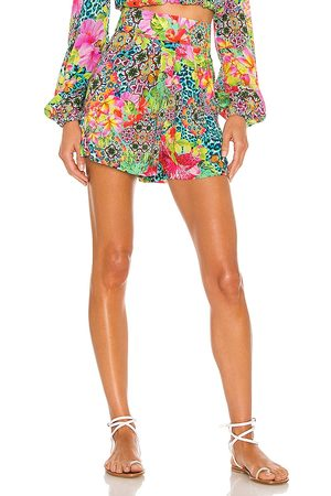 Luli Fama Senhora Calções - Shorts in - Pink. Size M (also in XS, S).