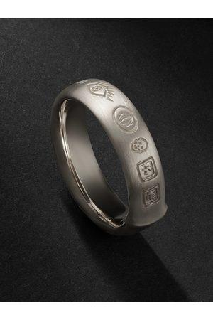 OLE LYNGGAARD COPENHAGEN Julius Engraved Ring