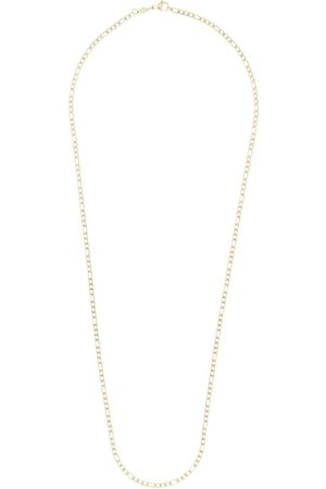 Nialaya Homem Colares - Long chain link necklace
