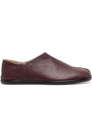 Maison Margiela Senhora Oxford & Moccassins - Tabi slip-on shoes