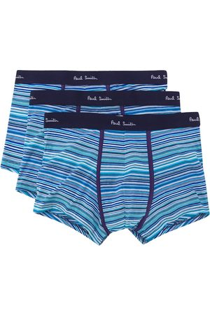 PAUL SMITH Striped 3 pack boxers