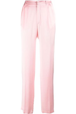 FORTE FORTE High-waisted tailored trousers