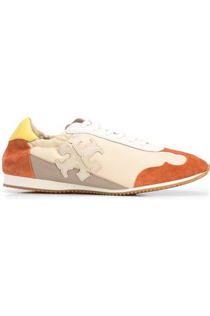 Tory Burch Low-top lace-up trainers