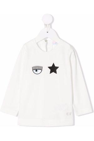 Chiara Ferragni Logo-print cotton T-shirt