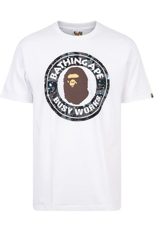 A BATHING APE® Space Camo Busy Works T-shirt