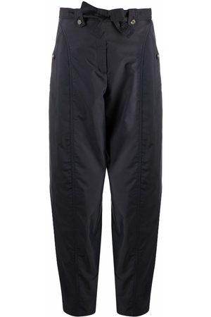 Kenzo Waist-tied cargo trousers