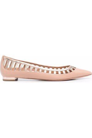 Aquazzura Le Parisien ballerina shoes