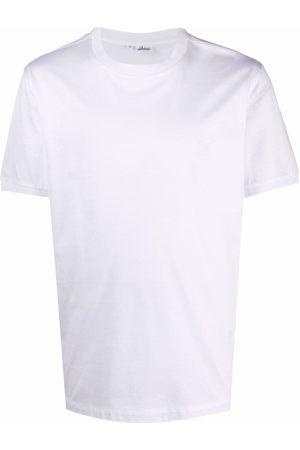 BRIONI Round-neck cotton T-shirt