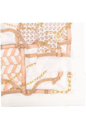 Bally B-Chain modal-blend scarf