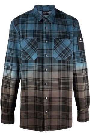 Mauna Kea Check button-down shirt