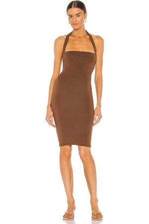 RE ONA Halterneck Dress in - . Size L (also in S, XS, M).