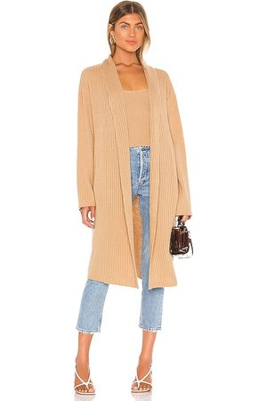 Song of Style Pawnie Cardigan in - Tan. Size L (also in M, S, XS).