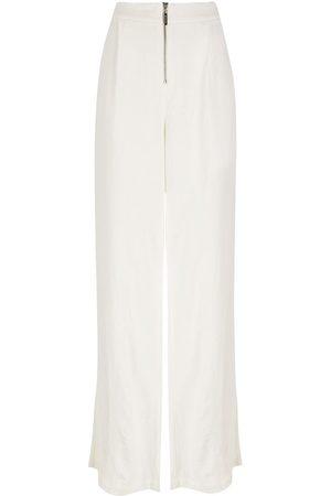 Olympiah Zuzu wide-leg trousers
