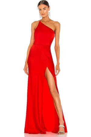 SAU LEE Senhora Vestidos - Hailey Dress in - Red. Size 0 (also in 10, 2, 4, 6, 8).
