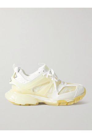 Balenciaga Homem Ténis - Track.MC Mesh and Rubber Sneakers