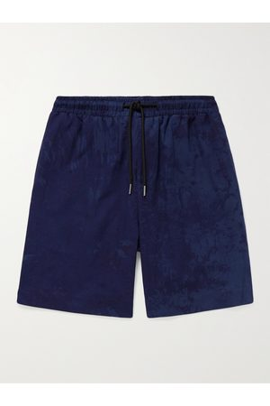 Post-Imperial Ikeja Printed Cotton Shorts