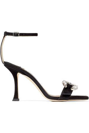 Jimmy Choo Senhora Sandálias - Marsai 90mm sandals