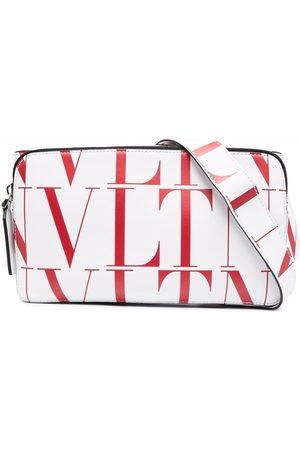 Valentino Garavani VLTN-print belt bag