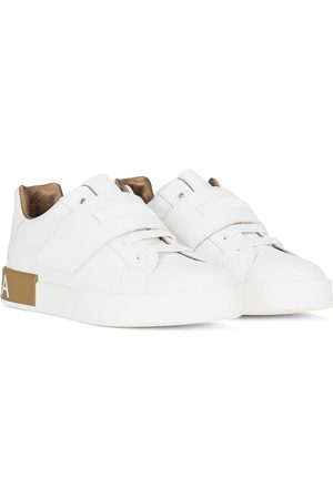 Dolce & Gabbana Touch-strap low-top sneakers