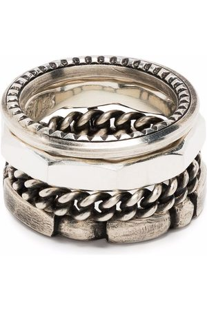 WERKSTATT:MÜNCHEN Multi stacked ring