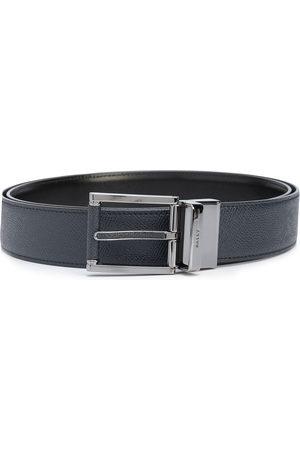 Bally Astor grained leather belt