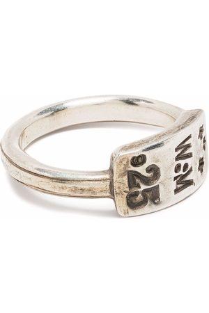 WERKSTATT:MÜNCHEN Symbol Windrose ring