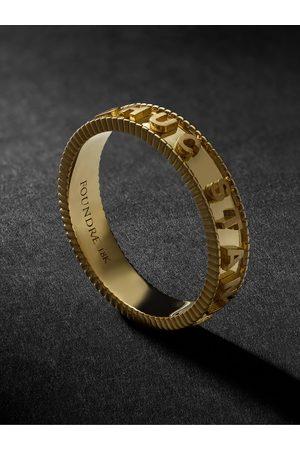 Foundrae Homem Anéis - 18-Karat Ring