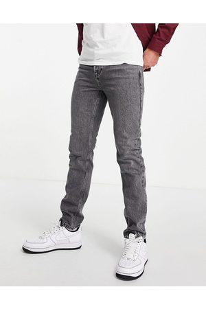 Topman Straight jeans in grey