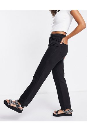 Cotton On Straight leg jeans in black