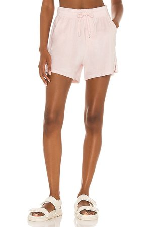 Donni. Terry Henley Short in - Blush. Size L (also in XS, S, M).