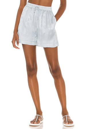 Tell Your Friends Lounge Short in - Baby Blue. Size L (also in XXS, XS, S, M, XL).