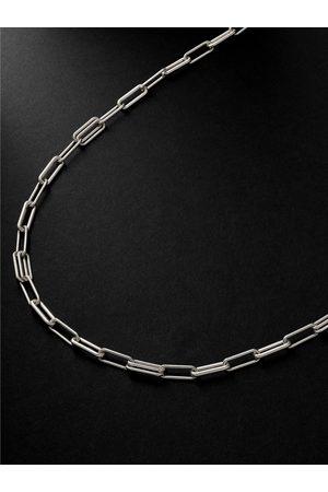 Spinelli Kilcollin Homem Colares - Elliptical Chain Necklace